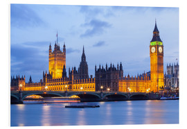 Forex  Big Ben and Westminster Bridge in London