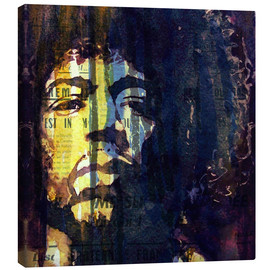 Stampa su tela  Hendrix - Paul Lovering