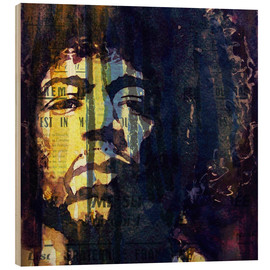 Legno  Hendrix : Winds Cry Mary Retro - Paul Paul Lovering Arts