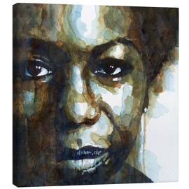 Stampa su tela  Nina Simone - Paul Lovering Arts
