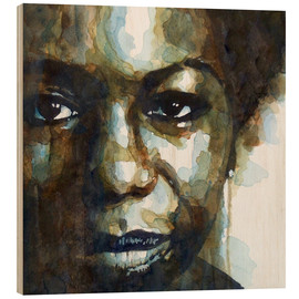 Legno  Nina Simone - Paul Paul Lovering Arts
