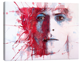 Tela  The Prettiest Star : David Bowie - Paul Paul Lovering Arts