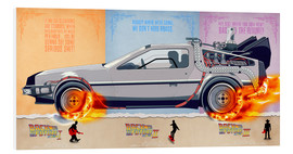 Forex  Back to the Future - DeLorean trilogy Alternative Fanart - HDMI2K