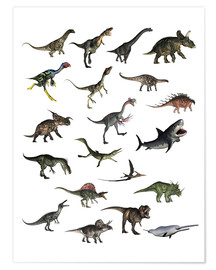 Elena Duvernay - Overview dinosaurs