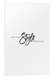 Forex  DO IT WITH STYLE - Stephanie Wünsche