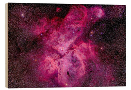 Legno  The Carina Nebula in the southern sky - Alan Dyer