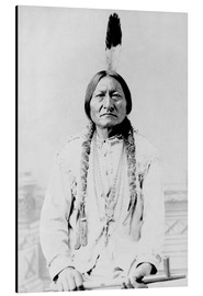 Alluminio Dibond  Chief Sitting Bull