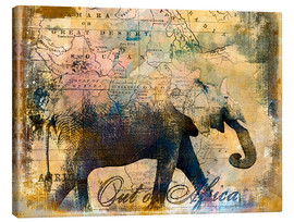 Tela  Out of Africa - Andrea Haase