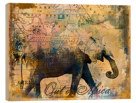 Legno  Out of Africa - Andrea Haase