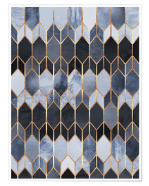 Poster Premium  Stained Glass 3 - Elisabeth Fredriksson