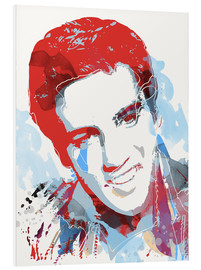 Forex  alternative elvis presley pop art print - 2ToastDesign