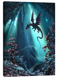 Tela  The Dragon Caves of La Stilla - Susann H.