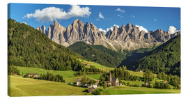 Tela  Funes - Dolomites, South Tyrol - Achim Thomae