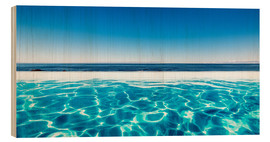 Sascha Kilmer - Swimming Pool With A View