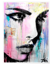 Poster  tempest (2) - Loui Jover