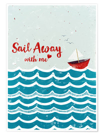 Sybille Sterk - Sail Away