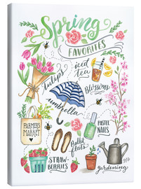 Tela  Spring Favourites - Lily & Val