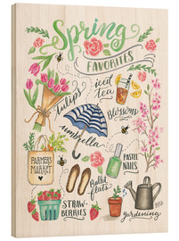 Legno  Spring Favourites - Lily & Val