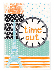 Poster Premium  Time Out - Sybille Sterk