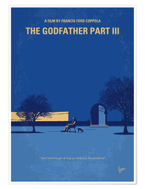 Poster Premium The Godfather Part III