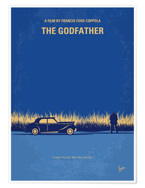Poster Premium  The Godfather - chungkong