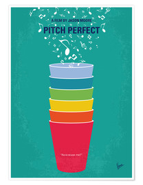 Poster Premium Pitch Perfect