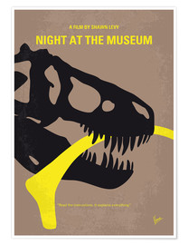 Poster Premium Night At The Museum