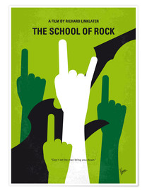 Poster Premium The School Of Rock
