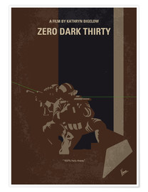 Poster Premium Zero Dark Thirty