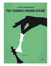 Poster Premium The Thomas Crown Affair