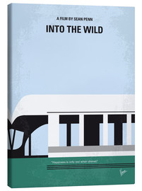 Tela  No677 My Into the Wild minimal movie poster - chungkong