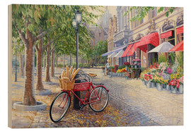 Legno  Bicyclettes a Bruges - Paul Simmons
