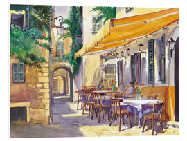 Forex  Cafe Provence - Paul Simmons