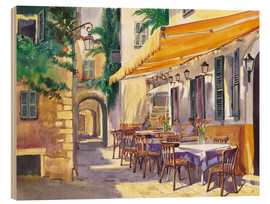 Legno  Cafe Provence - Paul Simmons