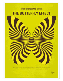 Poster Premium The Butterfly Effect