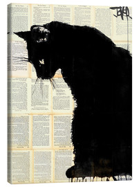 Loui Jover - cat black