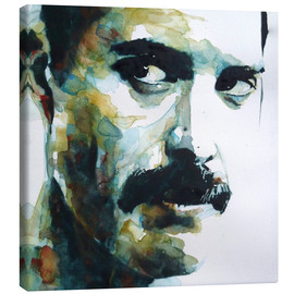 Stampa su tela  Freddie Mercury - Paul Lovering