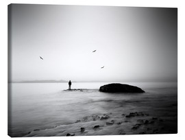 Stampa su tela  Lucidity - George Christakis