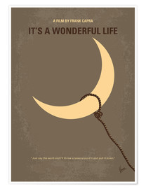 Poster Premium  Its a Wonderful Life - chungkong