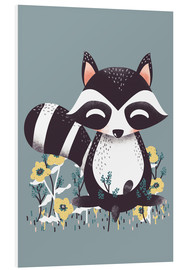 Forex  Animal friends - The raccoon - Kanzi Lue