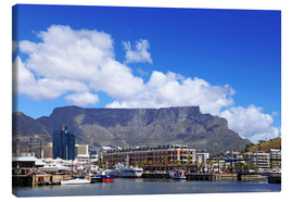 Stampa su tela  Lovely Cape Town, South Africa - wiw