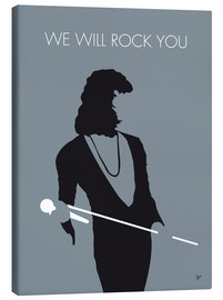 Stampa su tela  Queen, We will rock you - chungkong
