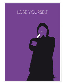 Poster Premium  Eminem - Lose Yourself - chungkong