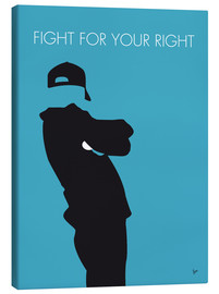 Stampa su tela  Beastie Boys - Fight For Your Right - chungkong