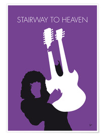 Poster Premium Led Zeppelin, Stairway to Heaven