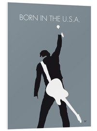 Stampa su PVC  Bruce Springsteen, Born in the U.S.A. - chungkong