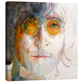 Tela  John Winston Lennon - Paul Paul Lovering Arts