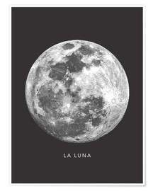 Finlay and Noa - La Luna Moon Space Galaxy