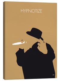 Tela  MY Notorious BIG Minimal Music poster - chungkong