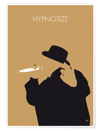 Poster Premium The Notorious B.I.G., Hypnotize
